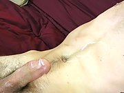 Taking a handful of lube he say his hand wide Diesels throbbing dick and started to stroke it slowly real men cum