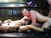Manly gay men showing some grunt in a strong fuck scene group guys masturbating pics at Backroomfuckers