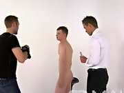 This wasn't Mark's elementary gay shoot, but it was the first time that this twink was accepted to fasten on it at both ends from cocks this
