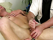 My perfect guy masturbating in front of man